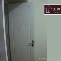 【质量保证】原木实木门 实木复合门 房间平开门