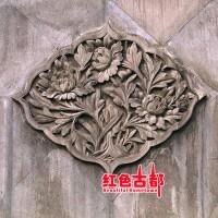 订制 天然大理石 花岗岩雕刻画 园林墙壁雕刻图