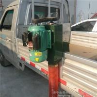 双头24米软管吸粮机 水平输送粮食倒垛传送机 家用电垂直抽粮上料机
