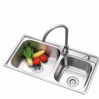 悍猫(Hcat)水槽 不锈钢厨房水槽 水槽