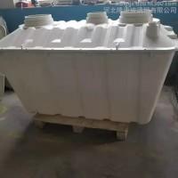 隆康 二八式净水槽厂家批发地埋式玻璃钢模压化粪池定制批发
