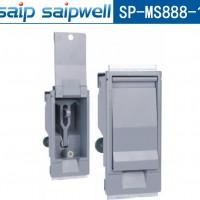 SP-MS888-1配电柜门锁 手提式平面锁 超薄平面锁 UP手提锁