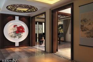 中式门厅玄关有什么装修要点中式门厅玄关装修的禁忌介绍